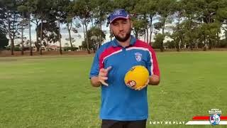 Footy Marking Drills