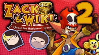 Zack & Wiki Quest for Barbaros