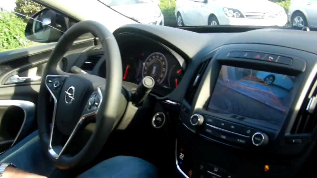VW Scirocco R >> 2013 Opel Insignia 1.6 Sidi Turbo 170 Hp AT Test - YouTube