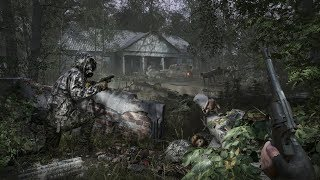 Photorealistic Graphic in Post-Apocalyptic Game Chernobylite 2019