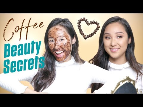 The Secret to Using Coffee in Skin Care & Makeup | Brightening, Blackheads & Scars