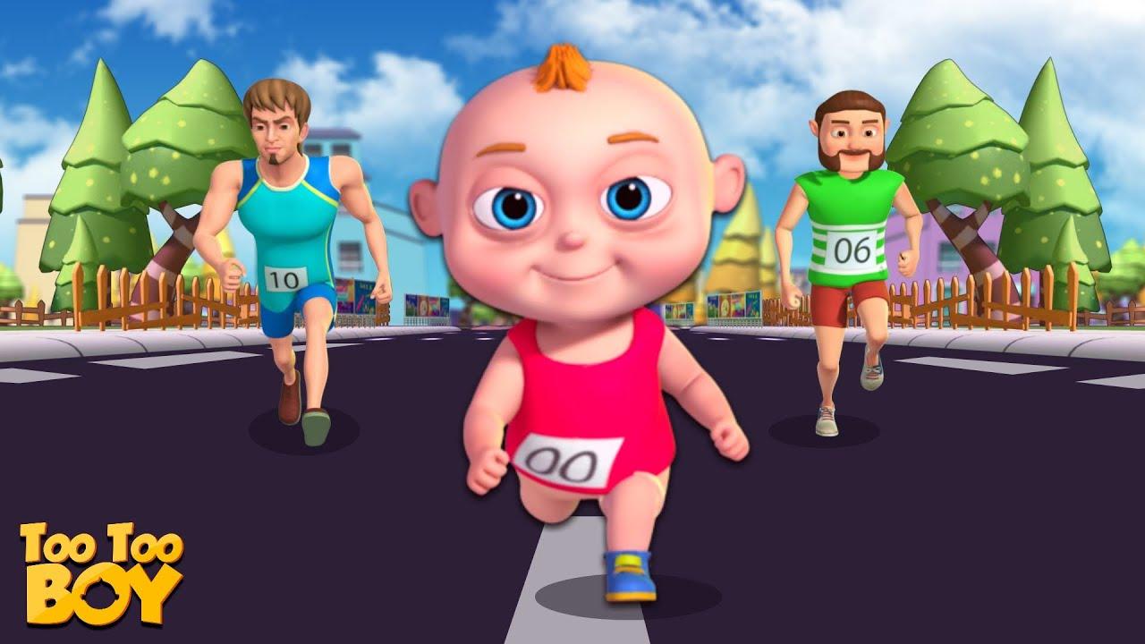 Download TooToo Boy - Marathon Episode | Cartoon Animation For Children | Videogyan Kids Shows