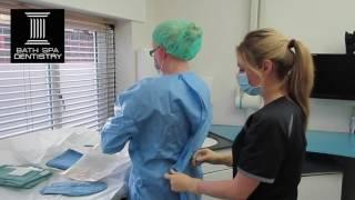 Asepsis at Bath Spa Dentistry