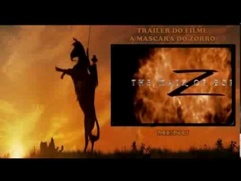 Trailer do filme A Máscara do Zorro