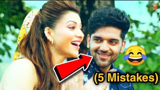 Mistakes In Doob Gaye (Official Video) | Doob Gaye Song - Guru Randhawa & Urvashi Rautela | New Song