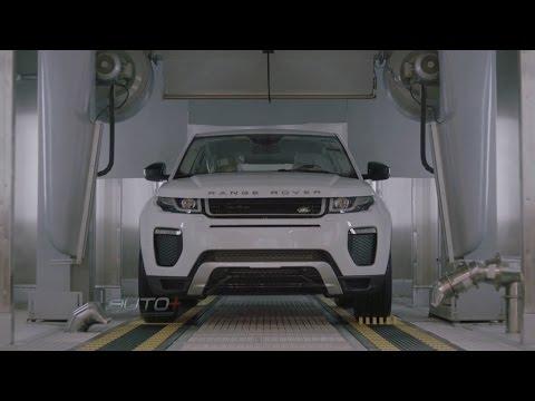 Jaguar Land Rover inaugura fábrica no Brasil