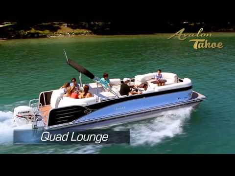 2013 Avalon C Series Pontoon Boats - Midrange