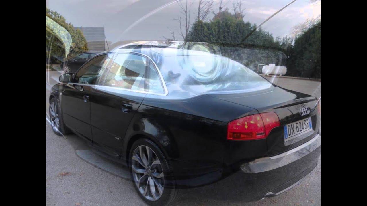Audi a4 berlina 2 0 tdi 170cv s line tetto navi xenon for Lunghezza audi a4 berlina