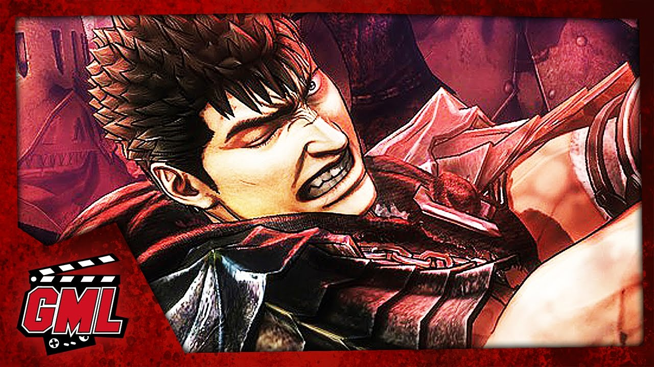 BERSERK and the Band of the Hawk - Toutes les cinématiques