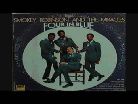 Smokey Robinson & The Miracles Four In Blue LP 1969