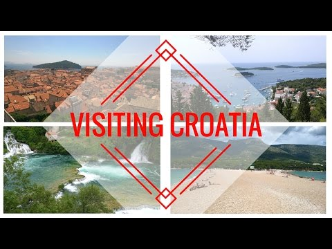 Visiting Croatia - Our Big Fat Travel Adventure Country Video