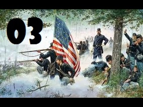 Ultimate General: Civil War (Union Campaign Part 3) Battle of Fort Blood