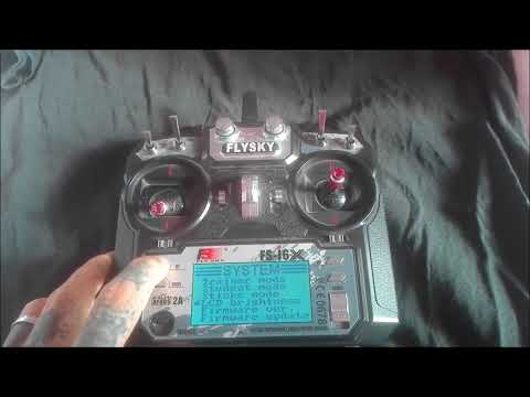 Flysky I6x 12ch Upgrade (Rssi Osd Alarm) Flysky Fs-i6x Rssi Flyplus