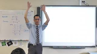 Introduction to Parabolas (1 of 2: Investigating the shape)
