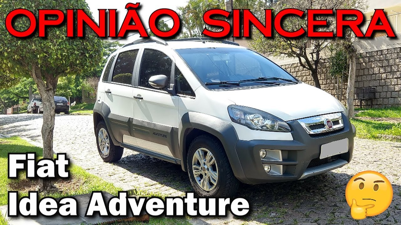 Fiat idea adventure youtube for Paragolpe delantero fiat idea adventure