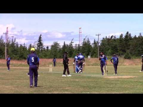 Eastern T20 final - Quebec vs Nova Scotia