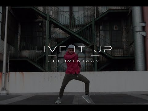 'Live It Up'  Documentary - Alasdair Braxton