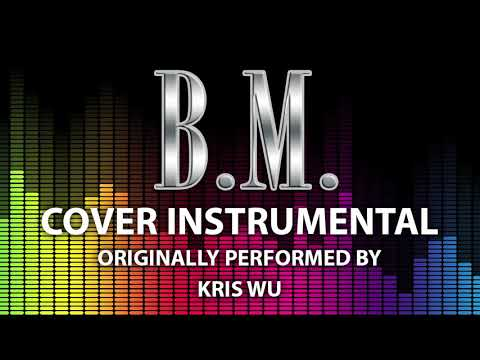 B.M. (Cover Instrumental) [In the Style of Kris Wu]