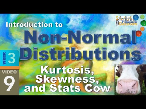 3-8 Non-Normal Distributions