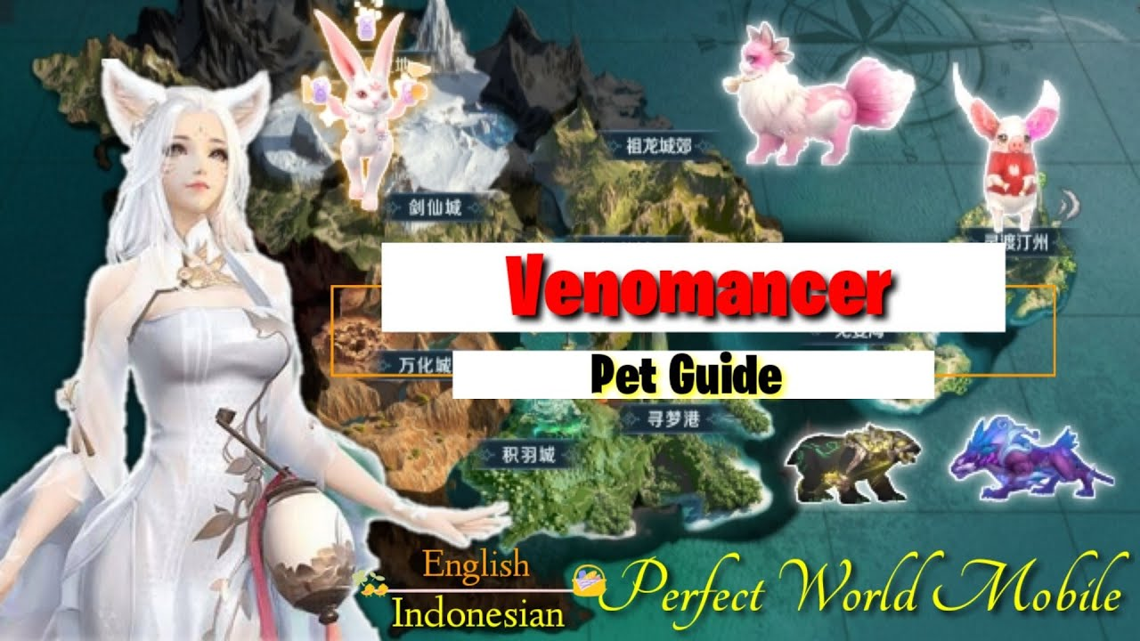 Vulpine venomancer guide! Skills translated! Op dps debuffer class.