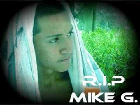 How long will they mourn Mike G