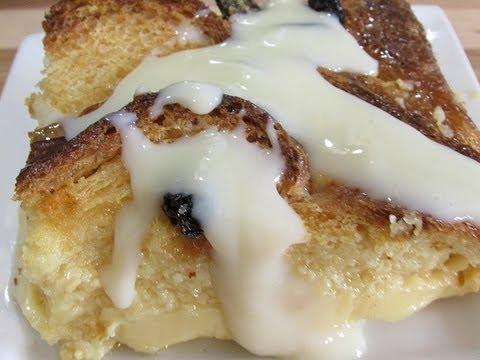 Grandma Marie's Bread & Butter Pudding