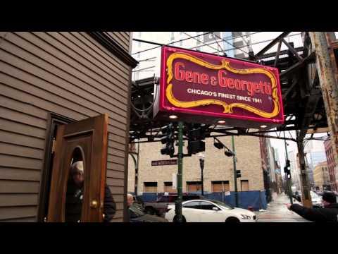 2015 Chicago Classic Award Winner Gene & Georgetti