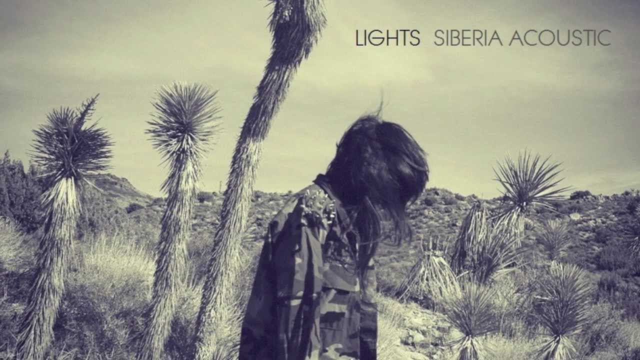 Where The Fence Is Low (Siberia Acoustic) - LIGHTS (HQ) & Where The Fence Is Low (Siberia Acoustic) - LIGHTS (HQ) - YouTube