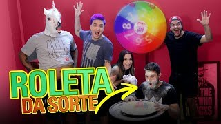 DESAFIO DA ROLETA SURPRESA DA FAMÍLIA NETO! thumbnail
