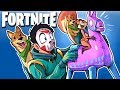WE HAVE COOL PETS!!! Season 6 exploring - Fortnite Battle Royale
