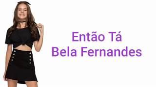 Bela Fernandes Trilha Sonora As Aventuras de Poliana LETRA.mp3