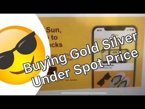 Gold At 13% Off - Buy Under Spot Price For GOLD (eBay 13% Ebay Bucks Is Live)