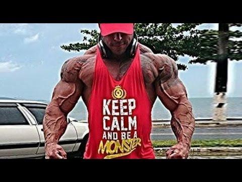 Killer Biceps & Triceps Workout - Arm Mass builder w/ Alon