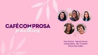 Café com prosa - Ministério de Casais IP Limeira