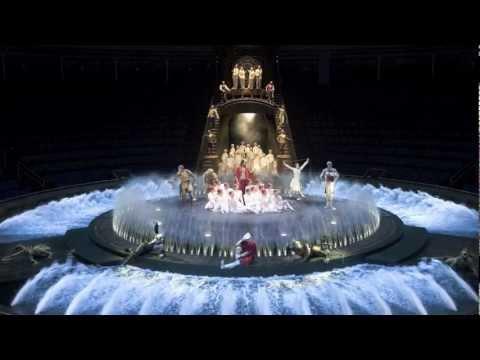 Le Rêve / The Dream: Franco Dragone\'s Show in Las Vegas - YouTube