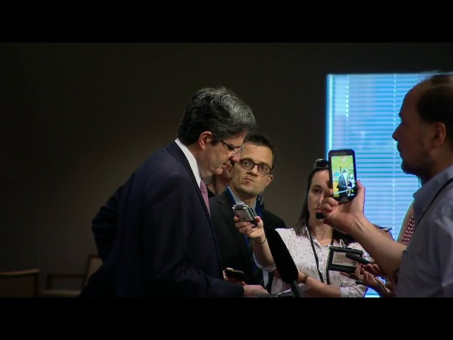 François Delattre (France) on the situation in Africa - Press Encounter (26 July 2017)