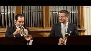 """Suite """"Venezoliando"""" - Simón Bolívar Trumpet Ensemble - Stift Melk"""