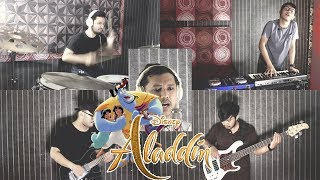 Soundtrack Aladdin (Prince Ali) Cover by Sanca Records