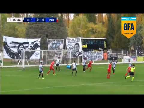 Cipolletti 1x1 Independiente de Chivilcoy   Torneo Federal A 2021