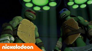 Черепашки-ниндзя | 1 сезон 23 серия | Nickelodeon