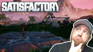 Hat was von Ark | Satisfactory Deutsch #1