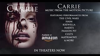 """Carrie Behind the Scenes - """"Dust To Dust"""""""