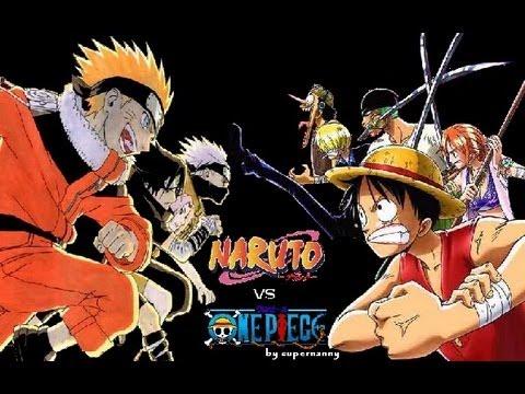 Naruto vs one piece скачать игру