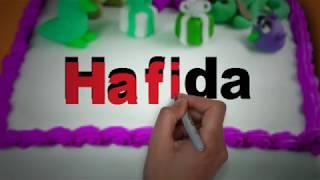 Hafida | Happy Birthday Hafida || Happy Birthday To You !  ✅ 🎁