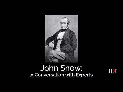 PredictionX: A Conversation with Experts on John Snow (HarvardX)