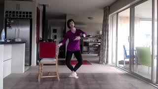 Silver Swans ballet at home with Licensee Celia Bosman