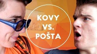 Kovy vs. Pošta | KOVY