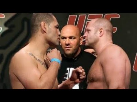 TOP 10 CAIN VELASQUEZ KNOCKOUTS