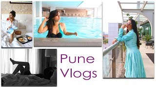 Bikini Body | My trip To Pune | V-Log teaser | What went wrong?