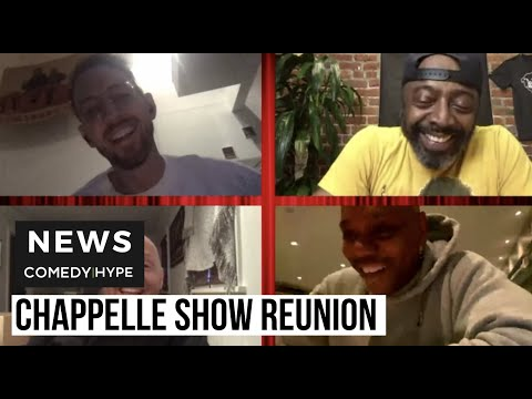 watch dave chappelle reunites with chappelle show cast over 13 years later ch news on youtube premium hip hop premium hip hop